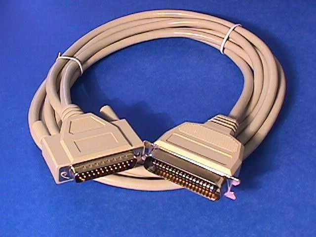 10 FT Parallel Printer Cable IEEE-1284 A-B