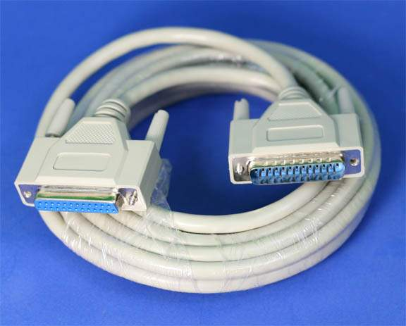 15FT DB25M to DB25F Cable