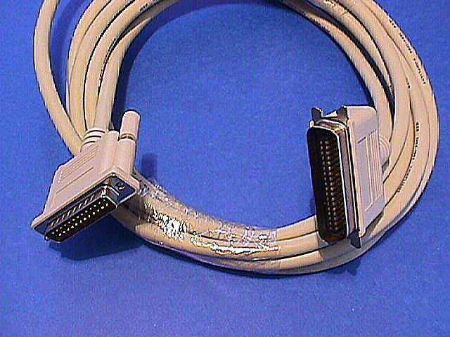 15FT Parallel Printer Cable IEEE-1284 A-B