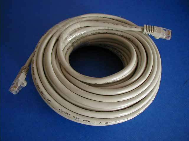 CAT 5e 50FT RJ45 NETWORK CABLE