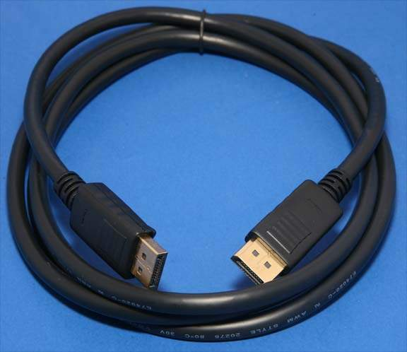 DisplayPort to DisplayPort Cable 10ft